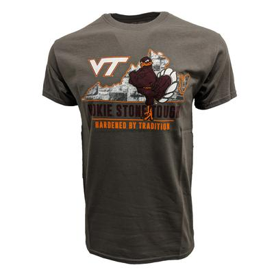 Virginia Tech Hokie Stone Tough T-Shirt
