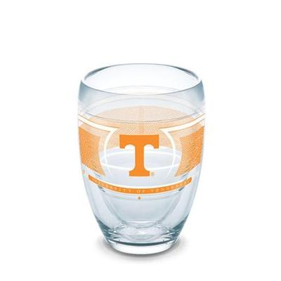 Tennessee Tervis Stemless 9oz Wine Glass Reserve Wrap