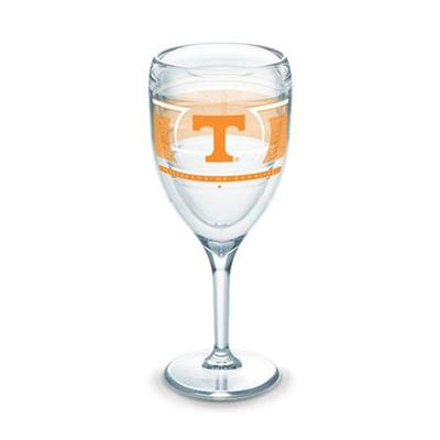 Tennessee Tervis 9oz Wine Glass Reserve Wrap