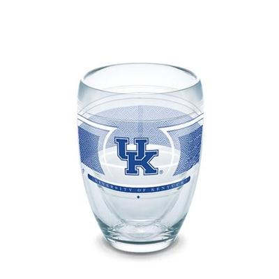 Kentucky Tervis Reserve 9oz Stemless Wine Glass