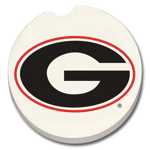 Georgia G Car Coaster