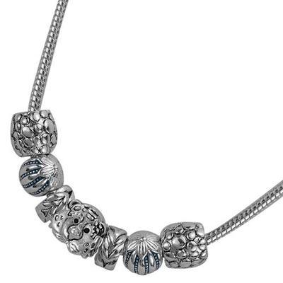 Auburn Mascot Charm Necklace