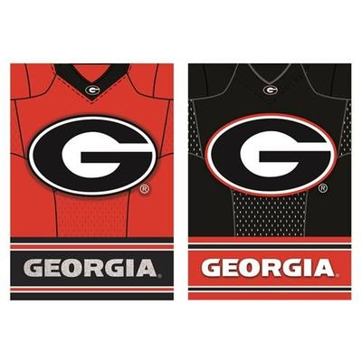 Georgia Jersey House Flag