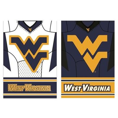 West Virginia Jersey House Flag