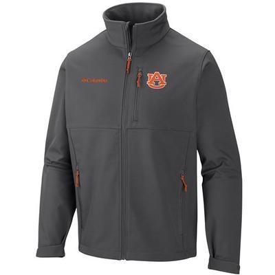 Auburn Columbia Ascender Softshell Jacket