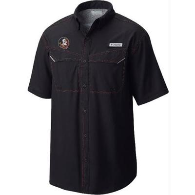 Florida State Columbia PFG Low Drag Offshore Shirt