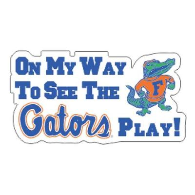Florida Car Magnet