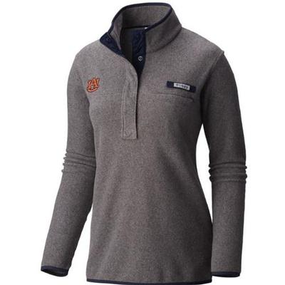 Auburn Columbia Women's Harborside Fleece