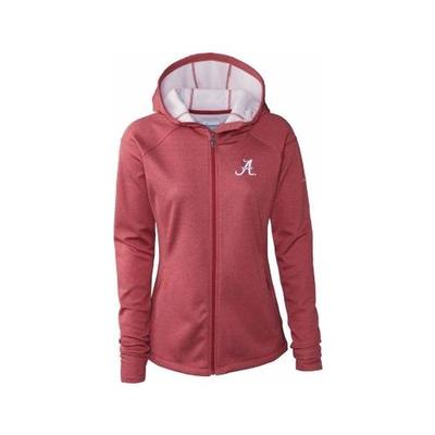 Alabama Columbia Women's Saturday Trail Hooded Jacket