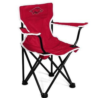Arkansas Logo Chair Toddler Folding Chair