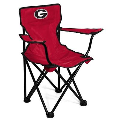 Georgia Logo Chair Toddler Folding Chair