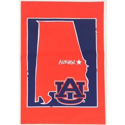 Auburn Magnolia Lane State Garden Flag