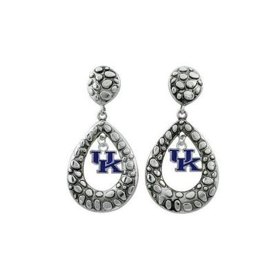 Kentucky Teardrop Earrings