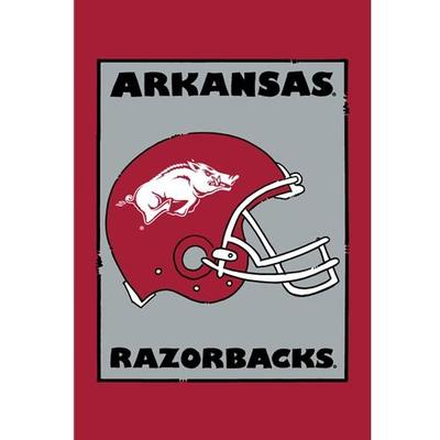 Arkansas Magnolia Lane Helmet Garden Flag