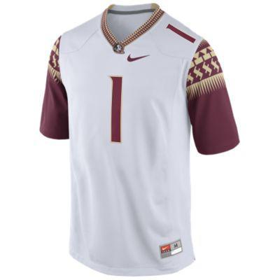 Florida State Nike Football Game Jersey Master