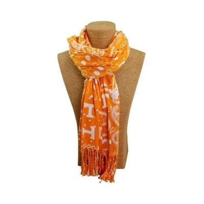Tennessee Patchwork Scarf