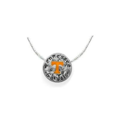 Tennessee Circular Script Necklace