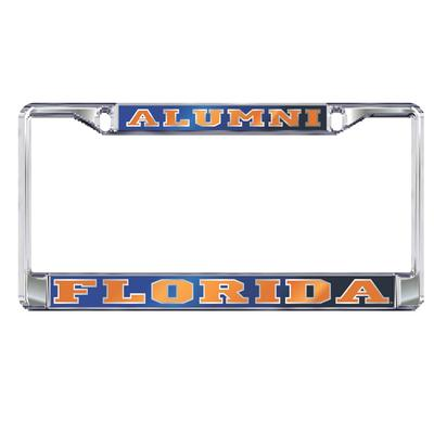 Florida License Plate Frame Alumni/Florida