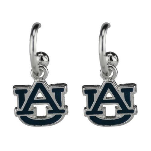 Auburn Enamel Dangle Earrings