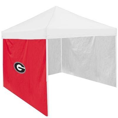 Georgia Logo Chair Tailgate Tent Side Panel