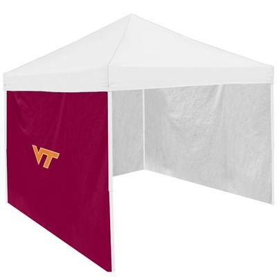Virginia Tech Logo Chair Tailgate Tent Side Panel