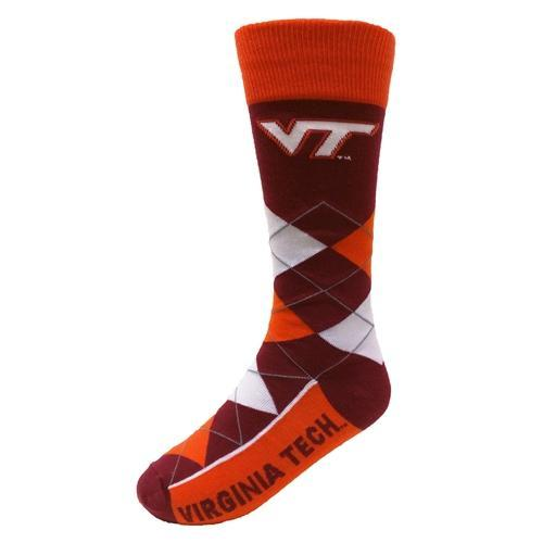 Virginia Tech Argyle Socks