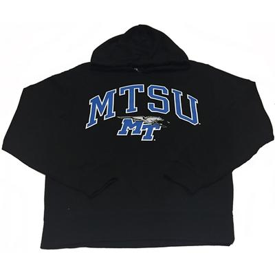 MTSU Arch Logo Hooded Sweatshirt