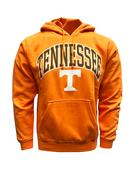 Tennessee Arch With Logo Hooded Sweatshirt