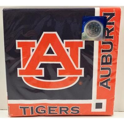 Auburn Beverage Napkins (20pk)