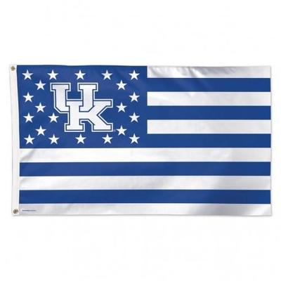 Kentucky Big Blue Nation House Flag (3'x5')