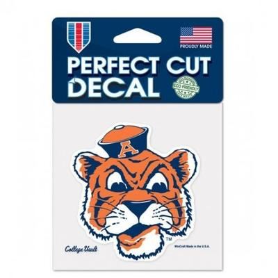 Auburn Decal Vault Tiger Logo (8
