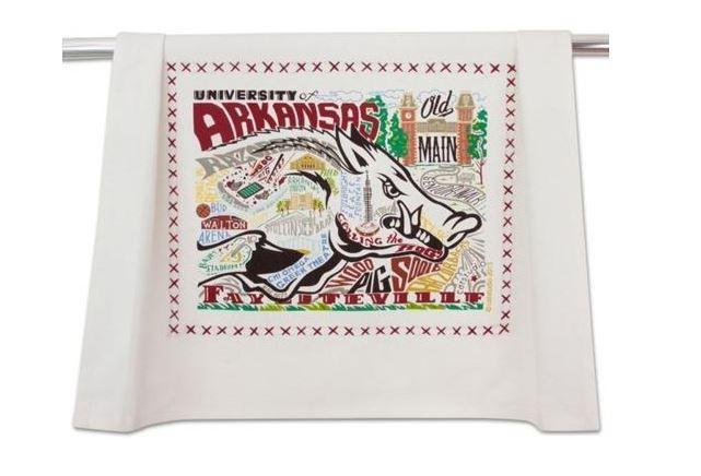 Arkansas Dish Towel