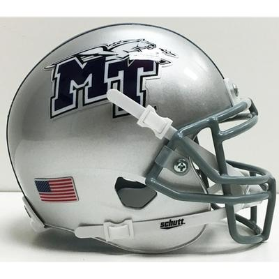 MTSU Mini Replica Football Helmet
