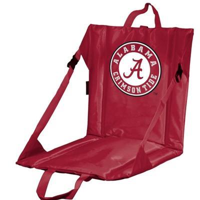 Alabama Logo Chair Stadium Seat