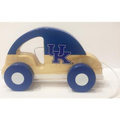 Kentucky Push & Pull Toy Car