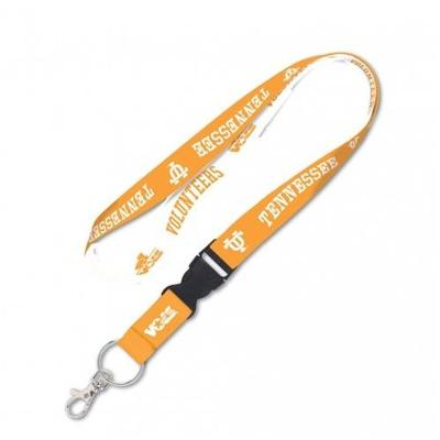 Tennessee Lanyard With Vault Logo and Detachable Buckle