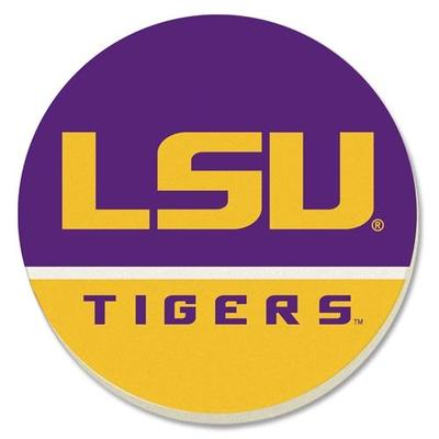 LSU Coaster (4 Pack)