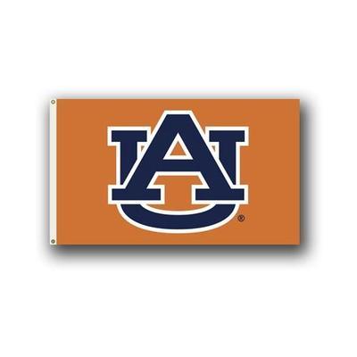 Auburn Logo House Flag (3'x5')