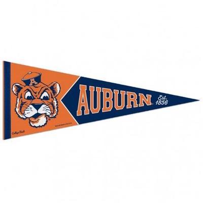 Auburn Premium Vault Logo Pennant (12
