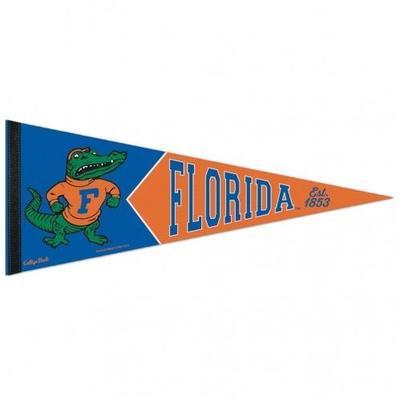 Florida Premium Vault Logo Pennant (12
