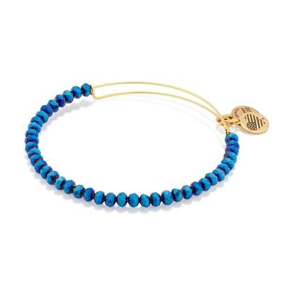 Alex and Ani Deep Space Brilliance Beaded Bangle