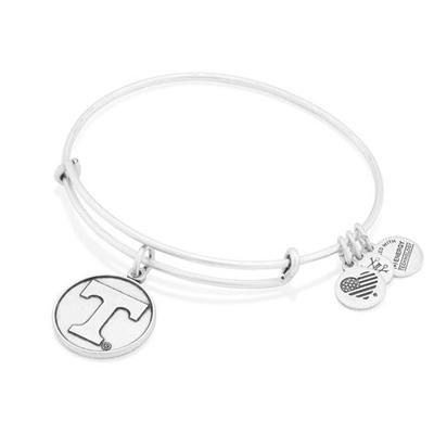 University of Tennessee Alex and Ani Charm Bangle