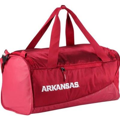 Arkansas Nike Vapor Duffel Bag