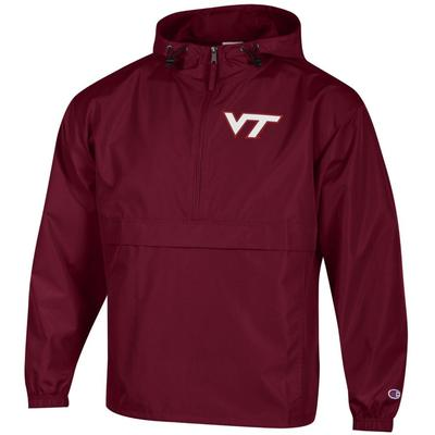 Virginia Tech Champion Packable Jacket
