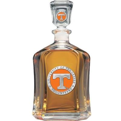 Tennessee Heritage Pewter Capitol Decanter (Orange Emblem)