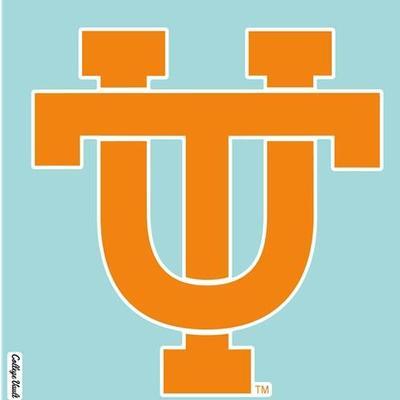 Tennessee Decal Vault UT Logo (8