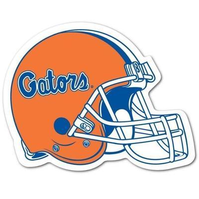Florida Football Helmet Dizzler Decal (2