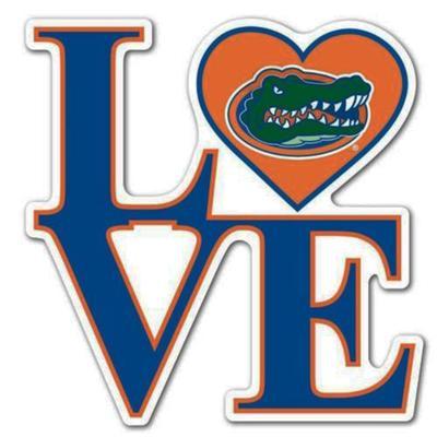 Florida LOVE Dizzler Decal (2
