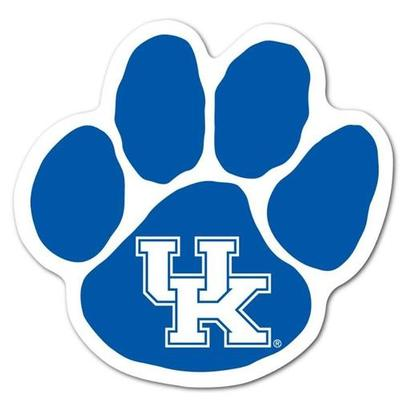 Kentucky Paw Dizzler Decal (2