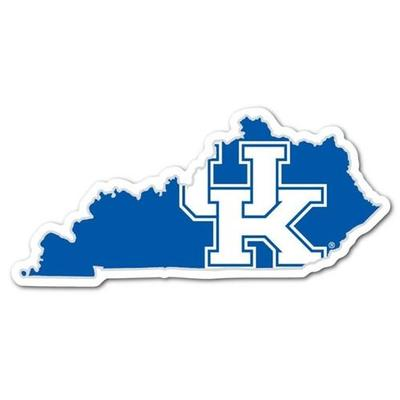 State of Kentucky Dizzler Decal (2